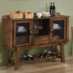 Coaster Home Furnishings Coaster 103995 Country Server, Rust