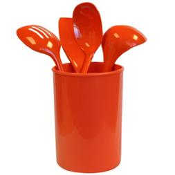 Reston Lloyd 82950 5-Piece Calypso Basics Utensil Holder Set