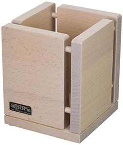 Artelegno Solid Beech Wood Cooking Tools Holder, Luxurious I
