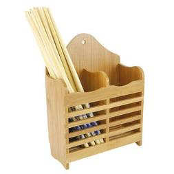Astra shop Bamboo Cooking Utensils Holder Caddy Organizer /