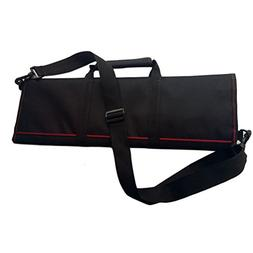 OUNONA Professional Chef Knife Case Knife Roll Bag Cutlery H