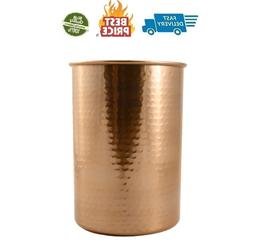 copper coated utensil holder 7 inch tool
