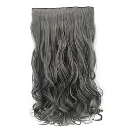 "LiPing 21.6"" Curly Pretty Wave Roll Ponytail Hair One Piece"
