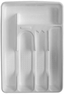 "Rubbermaid Cutlery Tray 13-1/2"" X 9"" X 1-3/4"" 5 Compartments"