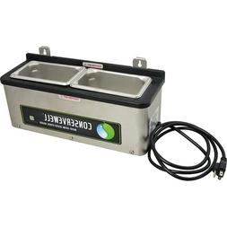 Server Products CW-87740 Conserve Well Water-Saving Heated U
