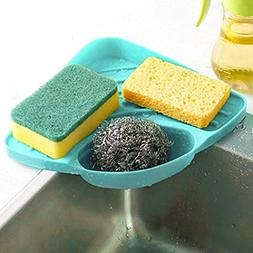 LiPing Desktop Dishcloth Rack Dish Cloths Rack Suction Spong