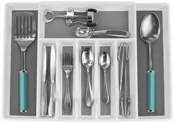 Sorbus Flatware Drawer Organizer, Expandable Cutlery Drawer