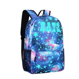 Creazy Galaxy School Travel Hiking Bag Backpack Collection C