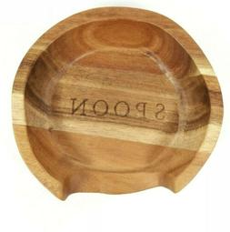 Hearth and Hand with Magnolia - Acacia Wood Spoon Rest - Kit
