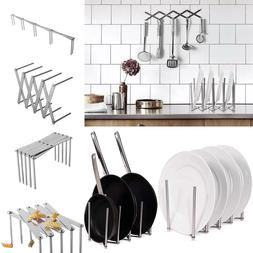 Kitchen <font><b>Utensil</b></font> Organizer Stainless Stee