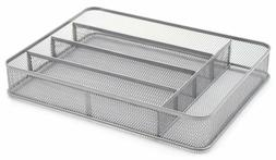 Kitchen Silverware Storage Organizer Tray Utensil Cutlery Fl