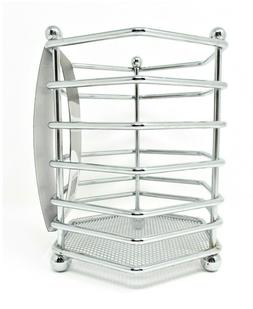 Kitchen Utensil Holder, high quality, heavy weight, polished