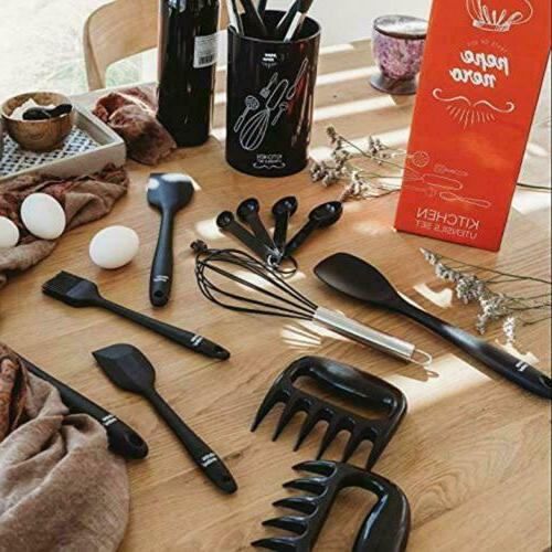 18 Utensil Sets Cooking Home
