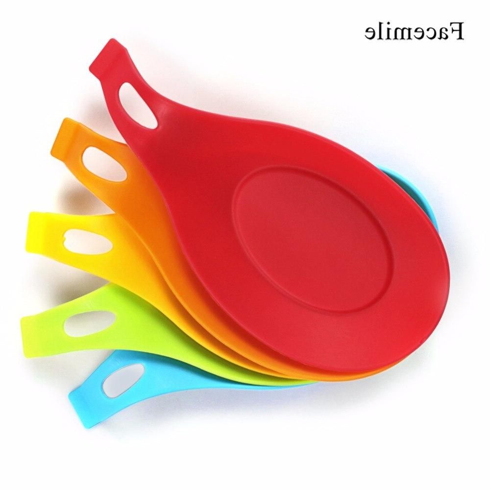 Facemile Silicone Insulation <font><b>Holder</b></font> Placemat Non-stick Silicone Mat