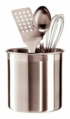 7211 jumbo stainless steel utensil holder jumbo