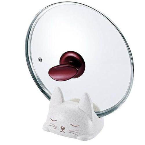 animal style pan pot cover spoon lid