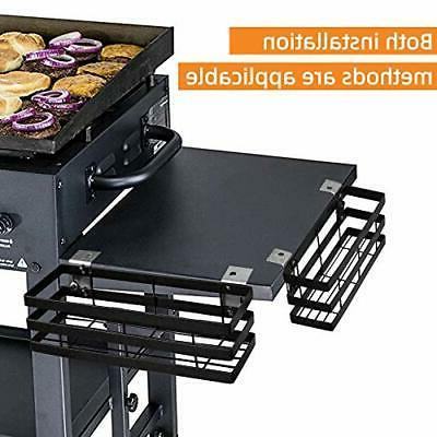 BBQ Accessories Rack for Grill Holder