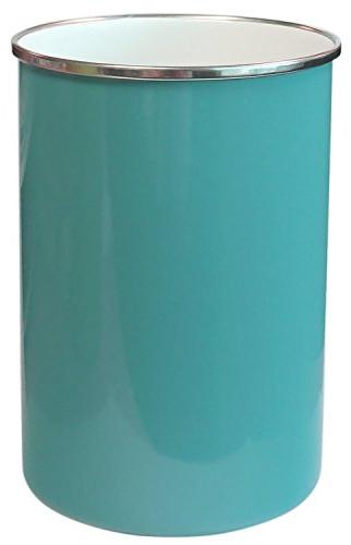 Calypso by Lloyd Melamine 4-Piece, Turquoise With Utensil