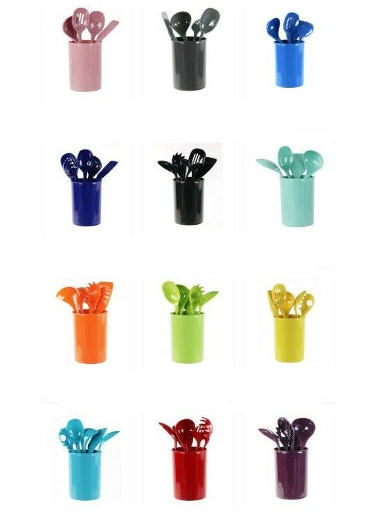 calypso basics utensil holder set