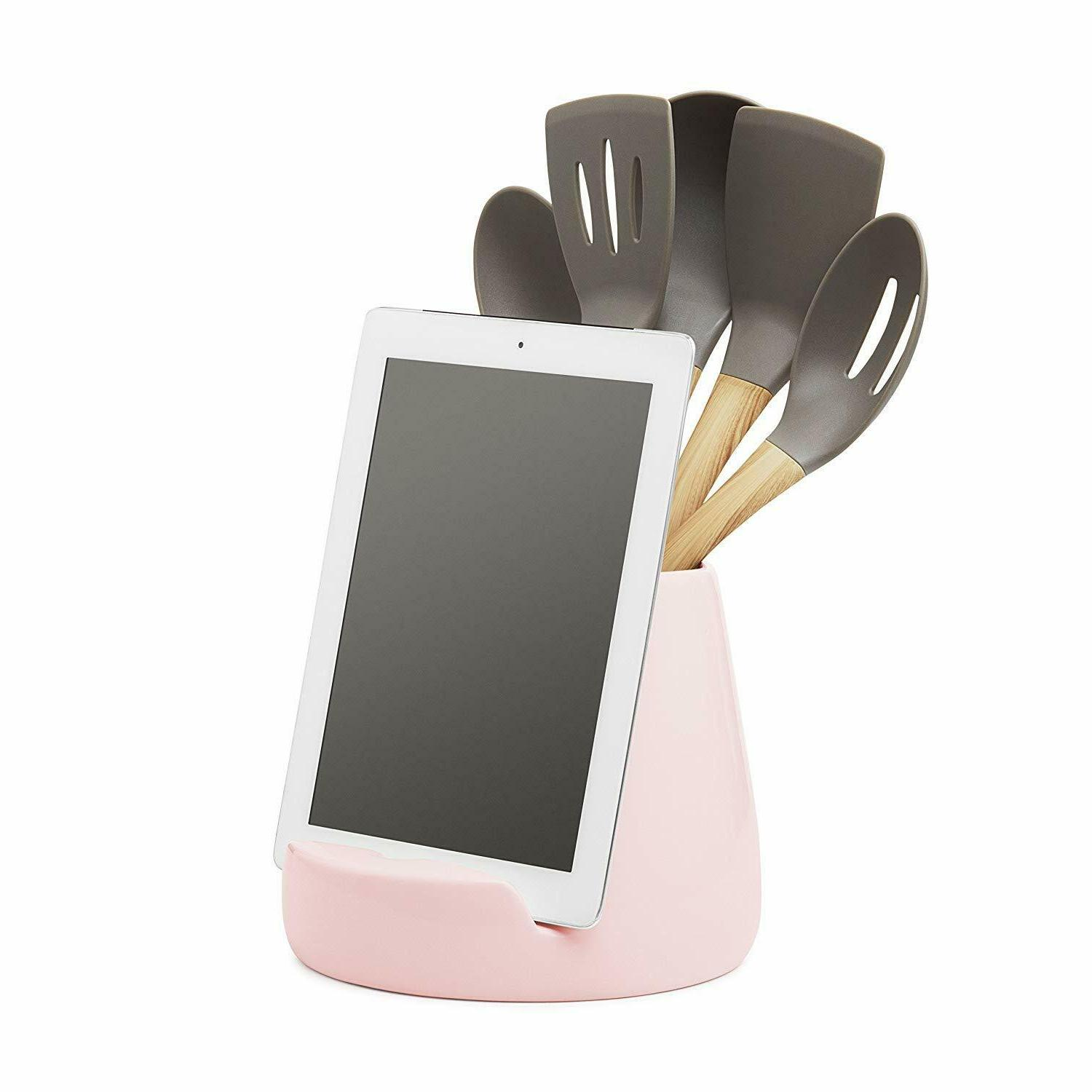 ceramic kitchen ipad android tablets stand