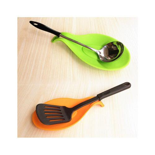 Colors Spoon Kitchen Holder Cooking Tool