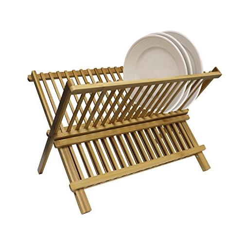 Home Dish Drainer Foldable