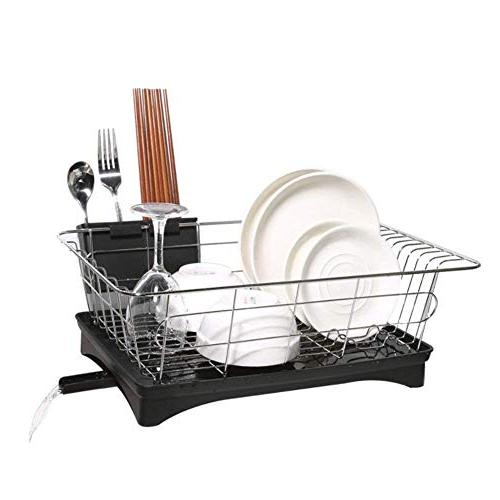 dish drainer stainless steel drying