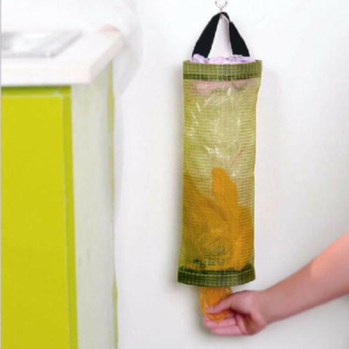 Garbage Pouch Storing Utensil Home Supply