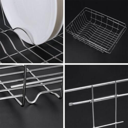 Kitchen Drying Dish Stainless