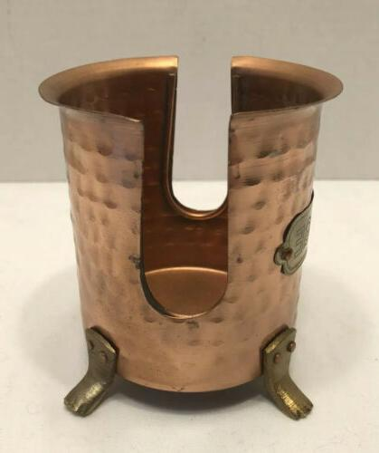 Mud Pie And Hammered Caddy