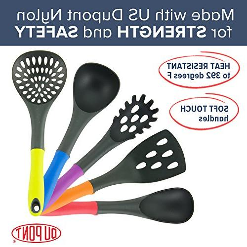 Kitchen Knife Set with