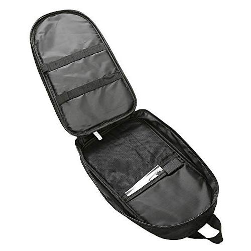 Multi-Purpose Cooking Bag, Cookware Kitchen Utensil Organizer Travel Pouch,Portable BBQ Cookware Travel Case