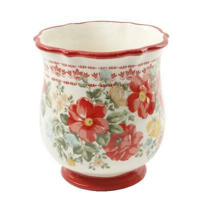 Utensil Holder Pioneer Woman Floral