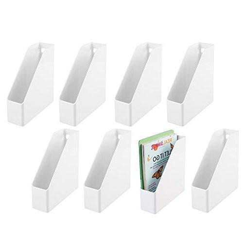 plastic file folder bin storage