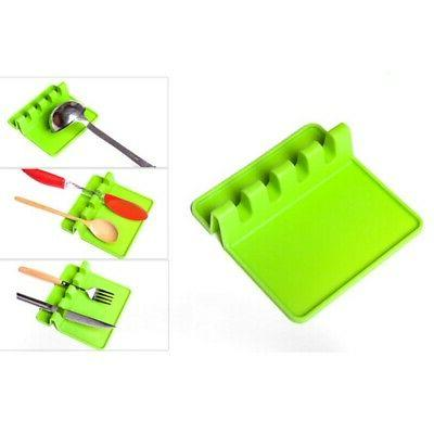 Silicone Resistant Rest Holder Tray