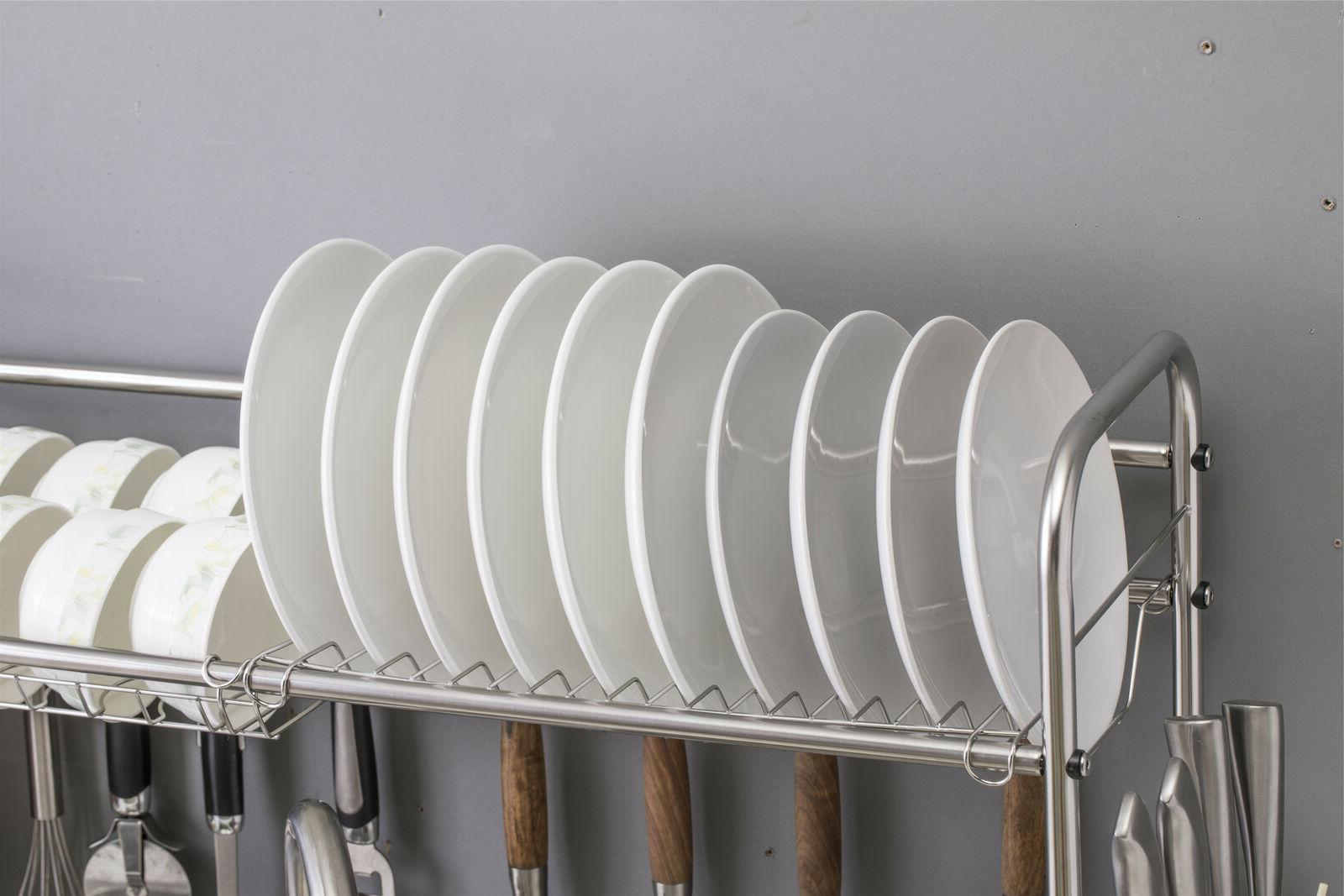 Single Over Sink Drying Drainer with