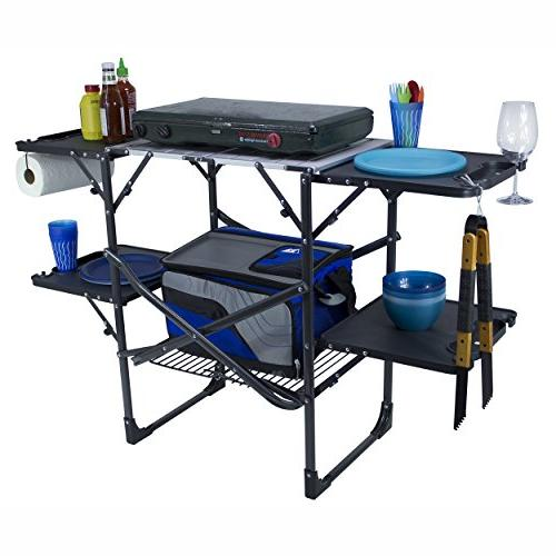GCI Outdoor Kitchen Portable Folding Cook Station
