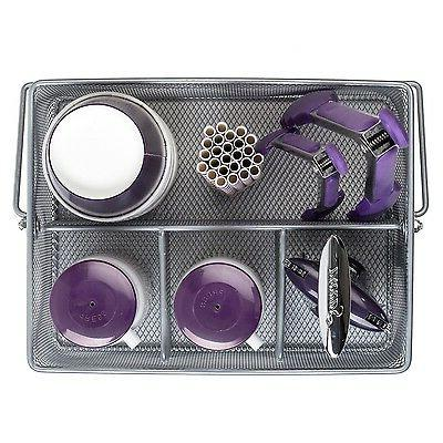 Mindspace Utensil Caddy, Silverware, Napkin Holder and Organizer