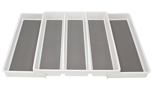 Sorbus Utensil Expandable Trays for Multi-Purpose Office, Supplies