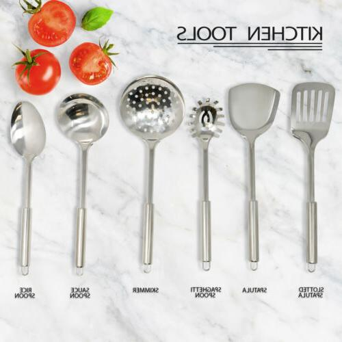 Sorbus Kitchen Set Stainless Steel Cooking