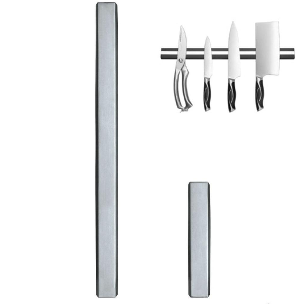 Wall-Mount Magnetic Holder Rack Utensil Kitchen EK