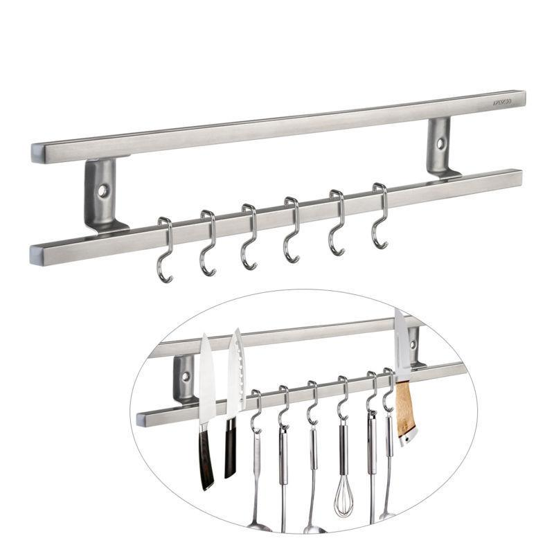 OUNONA Wall Knife Rack Strip Kitchen