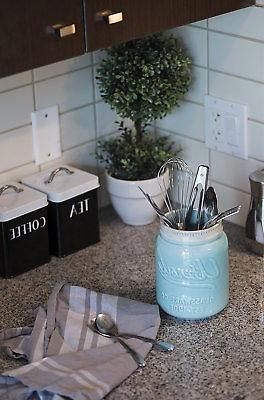 Wide Utensil Holder by Comfify