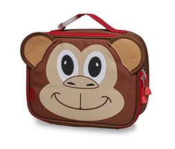 Bixbee Little Kids Monkey, Brown, None