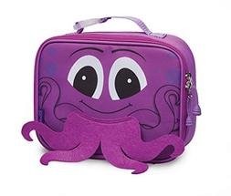 Bixbee Little Kids Octopus, Purple, None
