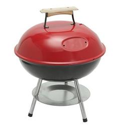 Movable Cook Out Grille - Portable Camping Picnic Charcoal G