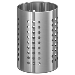 Ikea Ordning Cutlery Utensil Holder Caddy Stainless Steel Ki