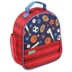 Stephen Joseph All Over Print Lunch Box, Sports