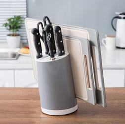 XDOBO Plastic Universal Knife Block - Extra Large Knife Stan