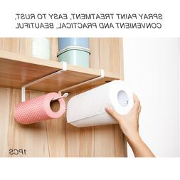 Practical Kitchen toilet roll paper towel rack <font><b>hold